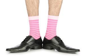 Stylische Socken für Männer