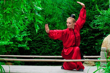 Das chinesische Taijiquan ist eine optimale Meditationsübung für Arbeitnehmer