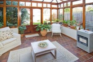 Die Kosten für einen wintergarten variieren stark