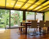 Sonnenschutz für den Wintergarten - Sich stilvoll vor der Sonne schützen