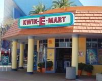 Auch der Kwik-E-Markt bekommt seinen Platz in der realen Simpsons-Welt
