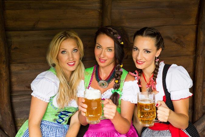 Dirndl Oktoberfest 2014