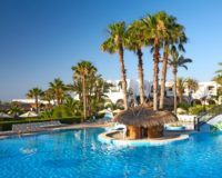 Clubanlage in Djerba Tunesien