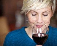 Wein-Frau