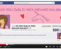 Ein sehr gelungenes Video mit Facebook Kritik