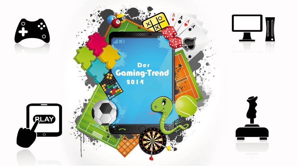 Spiele-Trend 2014