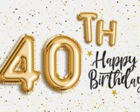 3 Geburtstagsspiele für den 40. Geburtstag, die unvergessliche Momente garantieren!