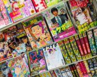 Wie liest man einen Manga?