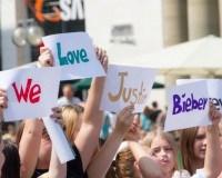 Justin Bieber: Seine Karriere begann mit Cover Songs