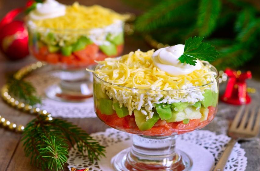 Gesundes Essen zu Weihnachten