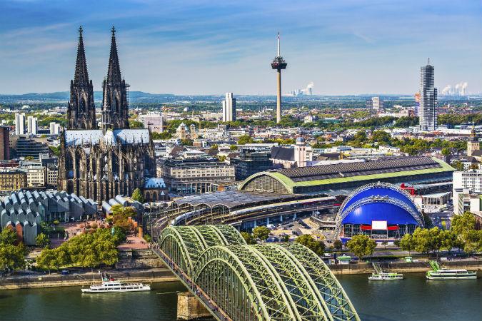 Der Musical Dome in Köln