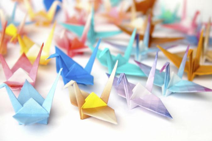 Origami - Die Faltkunst aus Japan
