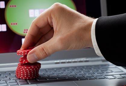 Onlinegame-Poker