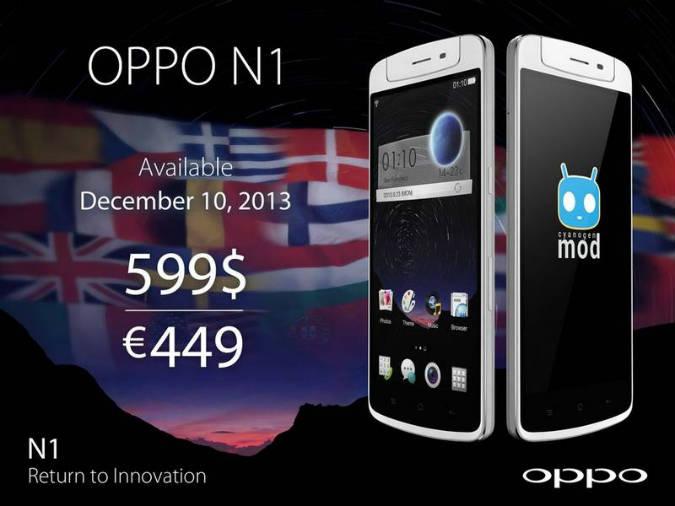 Oppo Phablet