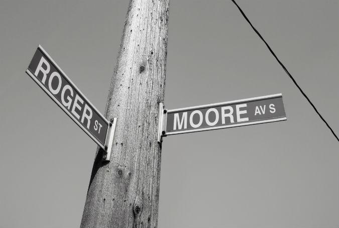 Roger Moore Boulevard