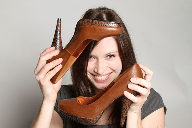 Schuhmode 2014 Damenschuhe