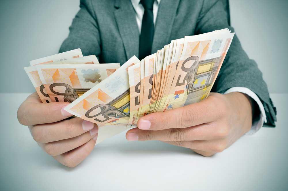 Geld Wetten