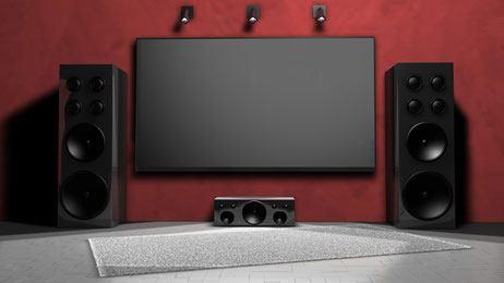 heimkino extrem das knnen die superflachen fernseher subwoofer basspower fr das heimkino. Black Bedroom Furniture Sets. Home Design Ideas