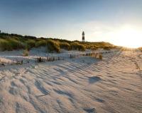 Meerblick in Kampen - Wattwandern auf Sylt nördlich des Westerlandes