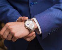 Uhren voll im Trend