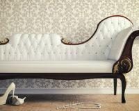 Vintage Einrichtung - bunt bemalte Möbel im Shabby Chic Look