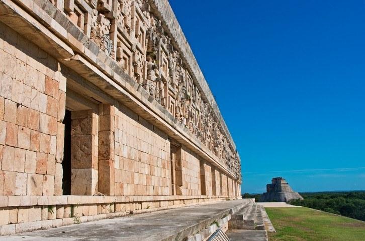 Yucatan Maya Stätten